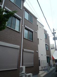 東京都足立区足立4丁目の賃貸アパート