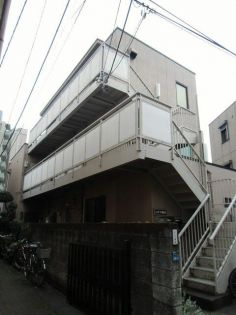 東京都新宿区西新宿5丁目の賃貸アパート【東京都 / 新宿区】