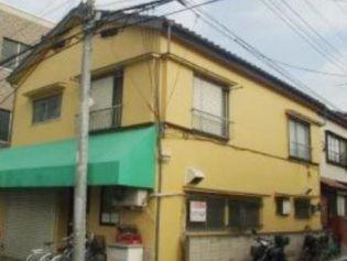 埼玉県草加市花栗1丁目の賃貸アパート