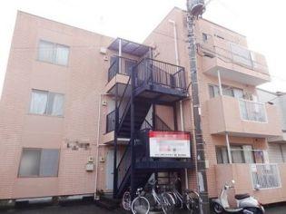 埼玉県草加市住吉1丁目の賃貸アパート