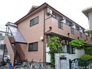 埼玉県草加市氷川町の賃貸アパート
