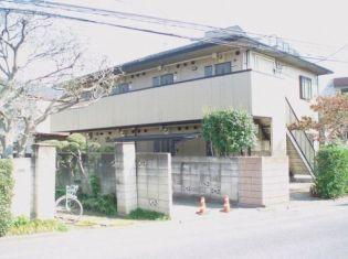 東京都世田谷区玉川3丁目の賃貸アパートの外観