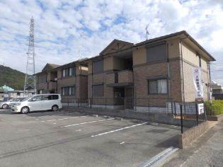 和歌山県和歌山市鳴神の賃貸アパートの画像