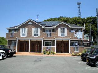 和歌山県海南市多田の賃貸アパートの画像