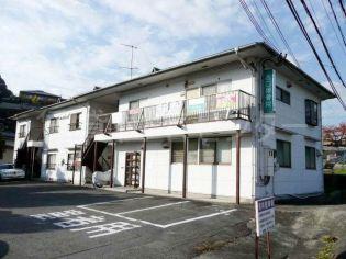 和歌山県橋本市原田の賃貸マンションの外観