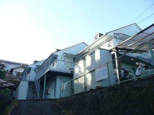 和歌山県橋本市御幸辻の賃貸アパートの外観