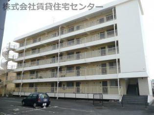 セントラルマンション 2階の賃貸【和歌山県 / 和歌山市】