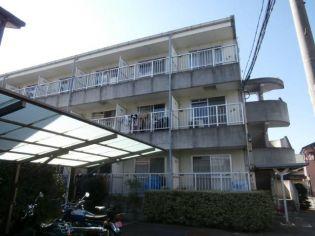 うぐいすの家α[2階]の外観