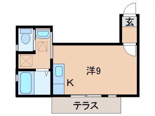 ユースフル[1階]の外観