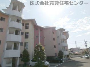 松島コーポ 2階の賃貸【和歌山県 / 和歌山市】