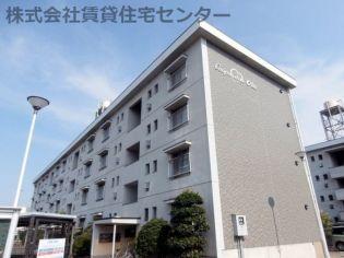太田団地[4階]の外観