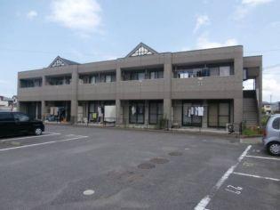 和歌山県和歌山市小倉の賃貸アパートの外観