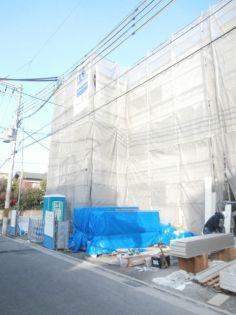 フジパレス和歌山黒田Ⅱ番館[202号室]の外観