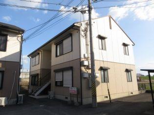 和歌山県和歌山市船所の賃貸アパートの外観