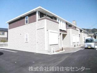 2DK・紀伊小倉 バス12分 相谷西バス停から徒歩1分・駐車場あり・1階の物件の賃貸