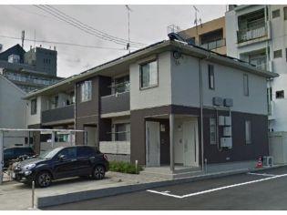 和歌山県和歌山市新堀東1丁目の賃貸アパートの外観