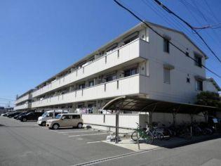ファミリーメイト矢田[3階]の外観