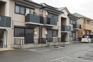 和歌山県和歌山市秋月の賃貸アパートの外観