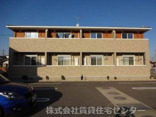 和歌山県和歌山市岩橋の賃貸アパート