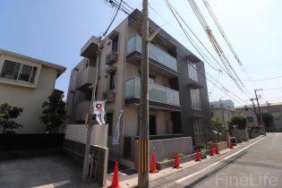 兵庫県神戸市東灘区本山中町1丁目の賃貸アパート