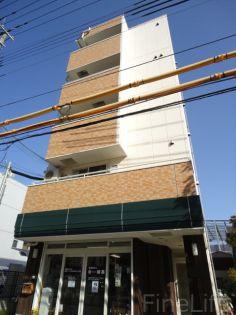 兵庫県神戸市須磨区松風町5丁目の賃貸マンション