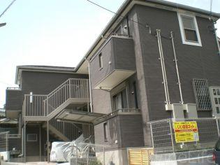 兵庫県神戸市長田区大谷町3丁目の賃貸アパートの画像