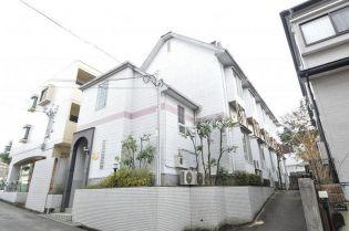兵庫県神戸市須磨区白川台6丁目の賃貸アパート
