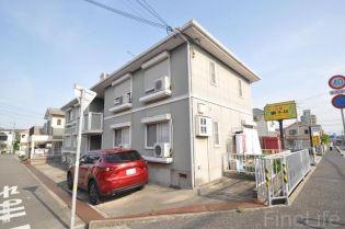 兵庫県神戸市西区王塚台1丁目の賃貸アパート