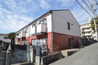 オーク東須磨[2階]の外観