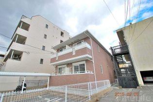 兵庫県神戸市須磨区神撫町1丁目の賃貸アパートの外観