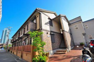 兵庫県神戸市長田区松野通2丁目の賃貸アパートの画像
