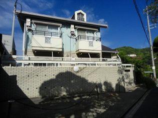 兵庫県神戸市須磨区須磨寺町2丁目の賃貸アパート