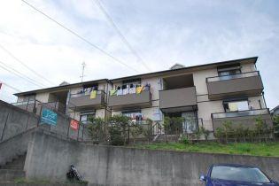 兵庫県神戸市長田区上池田6丁目の賃貸アパートの外観