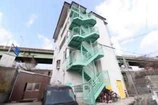 兵庫県神戸市須磨区車字梨川の賃貸アパート