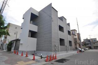 兵庫県神戸市長田区西代通4丁目の賃貸アパートの外観