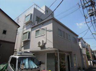 東京都世田谷区祖師谷4丁目の賃貸マンションの外観