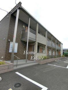 神奈川県横浜市瀬谷区北新の賃貸アパートの外観