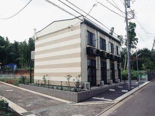 神奈川県横浜市泉区上飯田町の賃貸マンションの外観