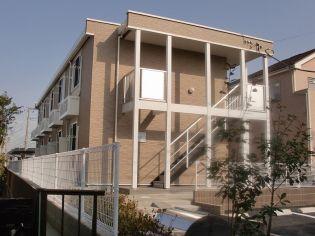 神奈川県横浜市戸塚区汲沢1丁目の賃貸アパートの外観