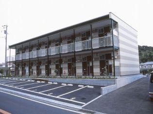 神奈川県横浜市戸塚区深谷町の賃貸マンションの外観