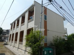 神奈川県横浜市西区西戸部町2丁目の賃貸アパート
