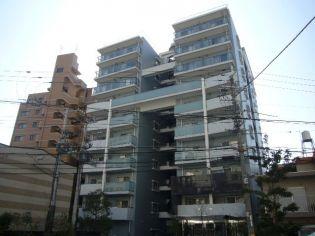 アクアスイート新大阪[9階]の外観