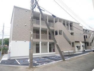 神奈川県川崎市麻生区上麻生6丁目の賃貸アパート