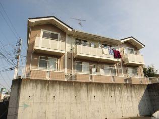 神奈川県川崎市麻生区岡上の賃貸アパート