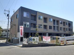 東京都町田市金井4丁目の賃貸アパート