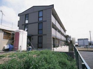 レオパレス永井Ⅲ 2階の賃貸【兵庫県 / 神戸市西区】