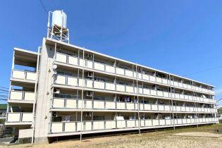 ビレッジハウス奥北野4号棟 2階の賃貸【兵庫県 / 明石市】