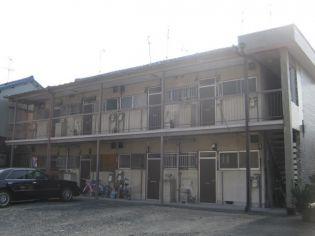 成田荘[10号室]の外観
