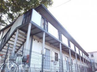ビーライン差間A棟[1階]の外観