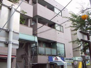 東京都西東京市東伏見2丁目の賃貸アパートの外観